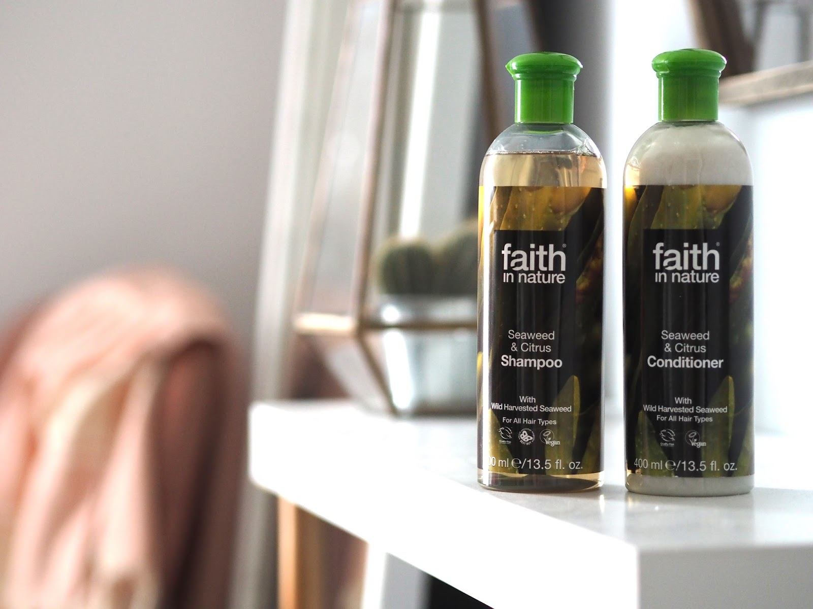faith in nature shampoo review