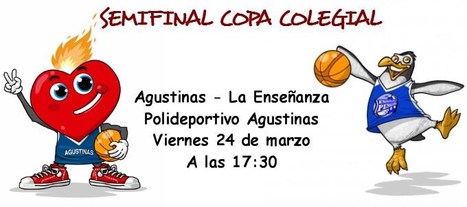 Agustinas Valladolid - 2017 - Club Deportivo - Copa Colegial