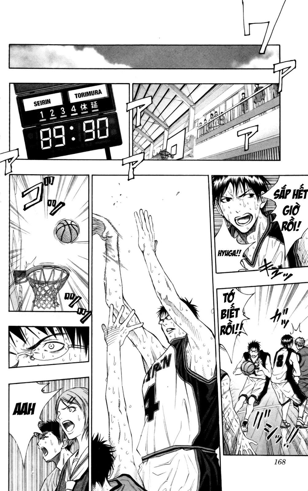 Kuroko No Basket chap 098 trang 3