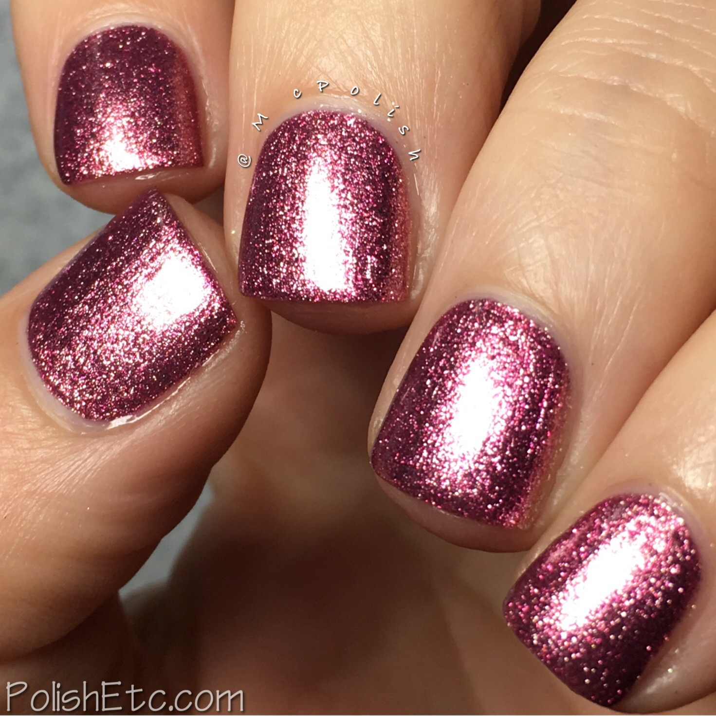 Pahlish - Life Aquatic Collection - McPolish - Quicksand