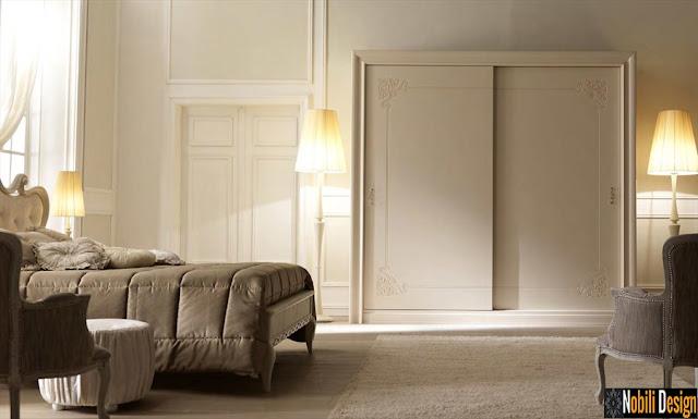 Mobilier_italian_dormitor_alb_pret| Dormitoare_clasice_albe_Italia_Bucuresti/