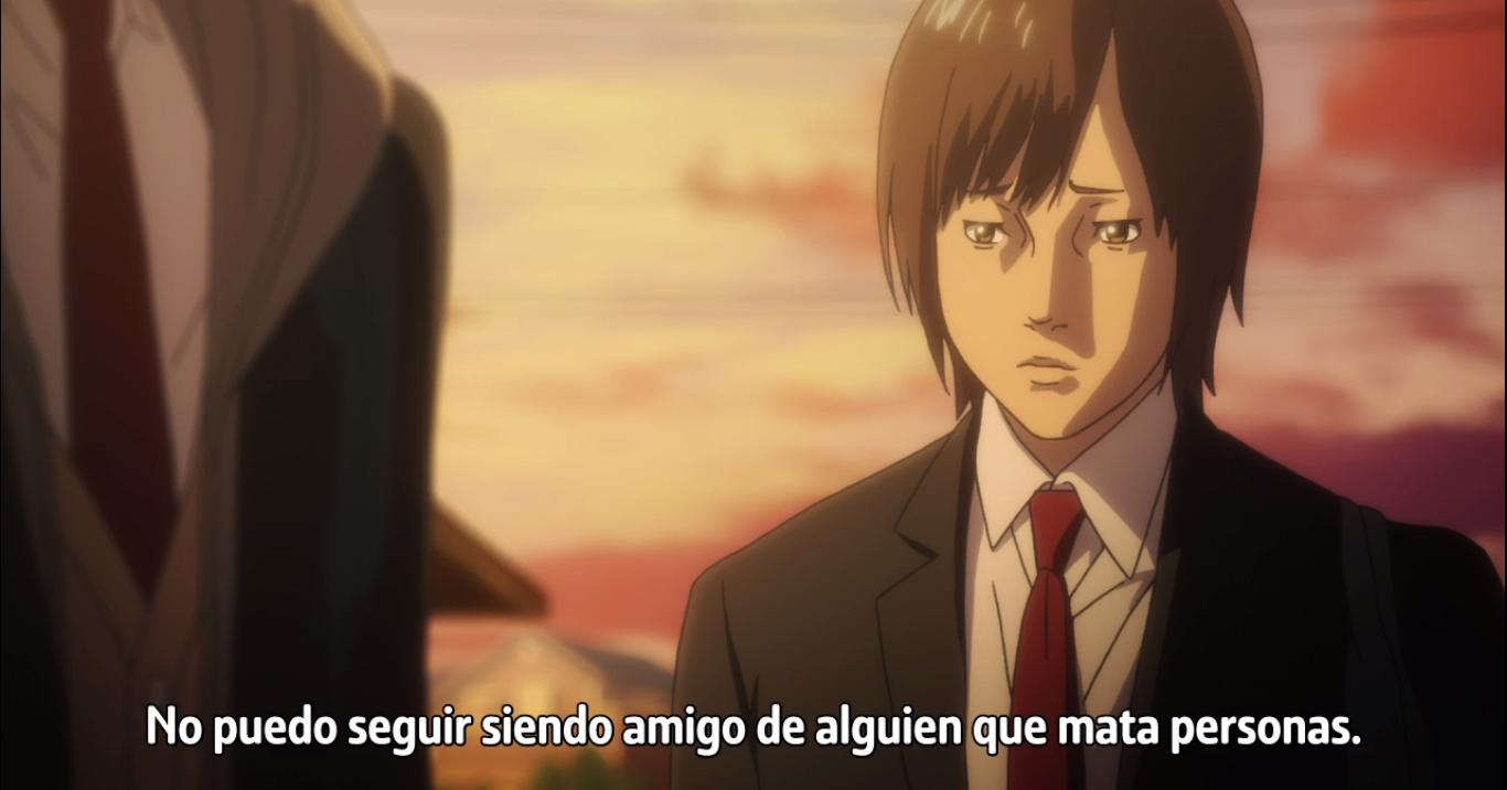 Inuyashiki Last Hero Review Capitulo 3 Enemistad