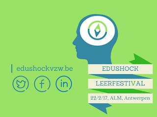 Edushock Leerfestival 2017