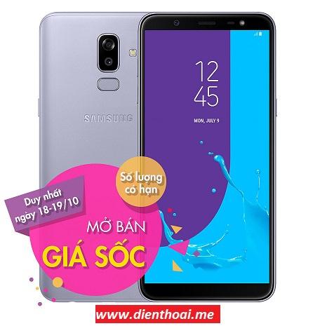 Samsung Galaxy J8 64GB/4GB (Bản Đặc Biệt) chính hãng,giảm giá shock trong 2 ngày