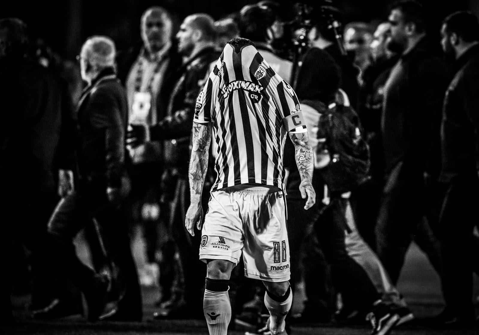 """Διαιτητής Κομίνης: """"Είπα ότι θα μετρήσω το γκολ, γιατί δεν θα γυρίσω στα παιδιά μου, φοβήθηκα για την ζωή μου"""""""