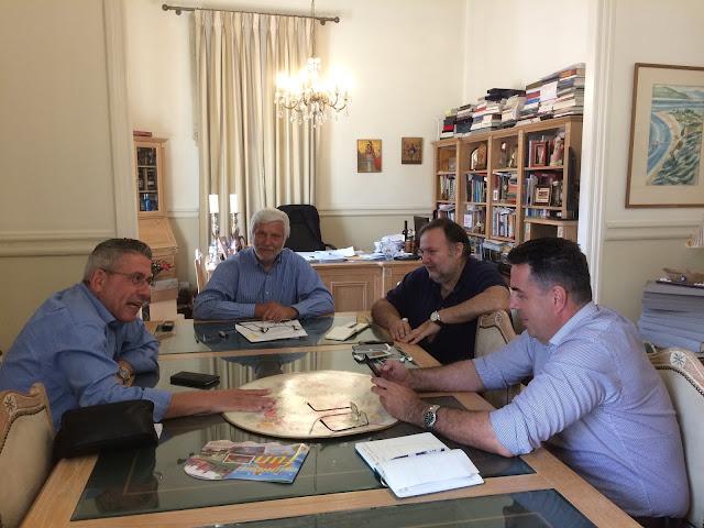 Περιφερειάρχης Πελοποννήσου: Έτοιμο το σχέδιο της Περιφέρειας για τη μαρίνα Ναυπλίου με ΣΔΙΤ