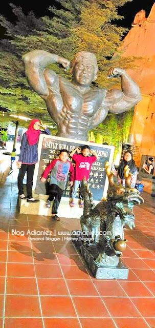 Kebanggaan Melaka | Taman Warisan Dunia Jonker Walk