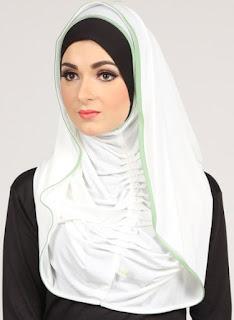 model jilbab bergo