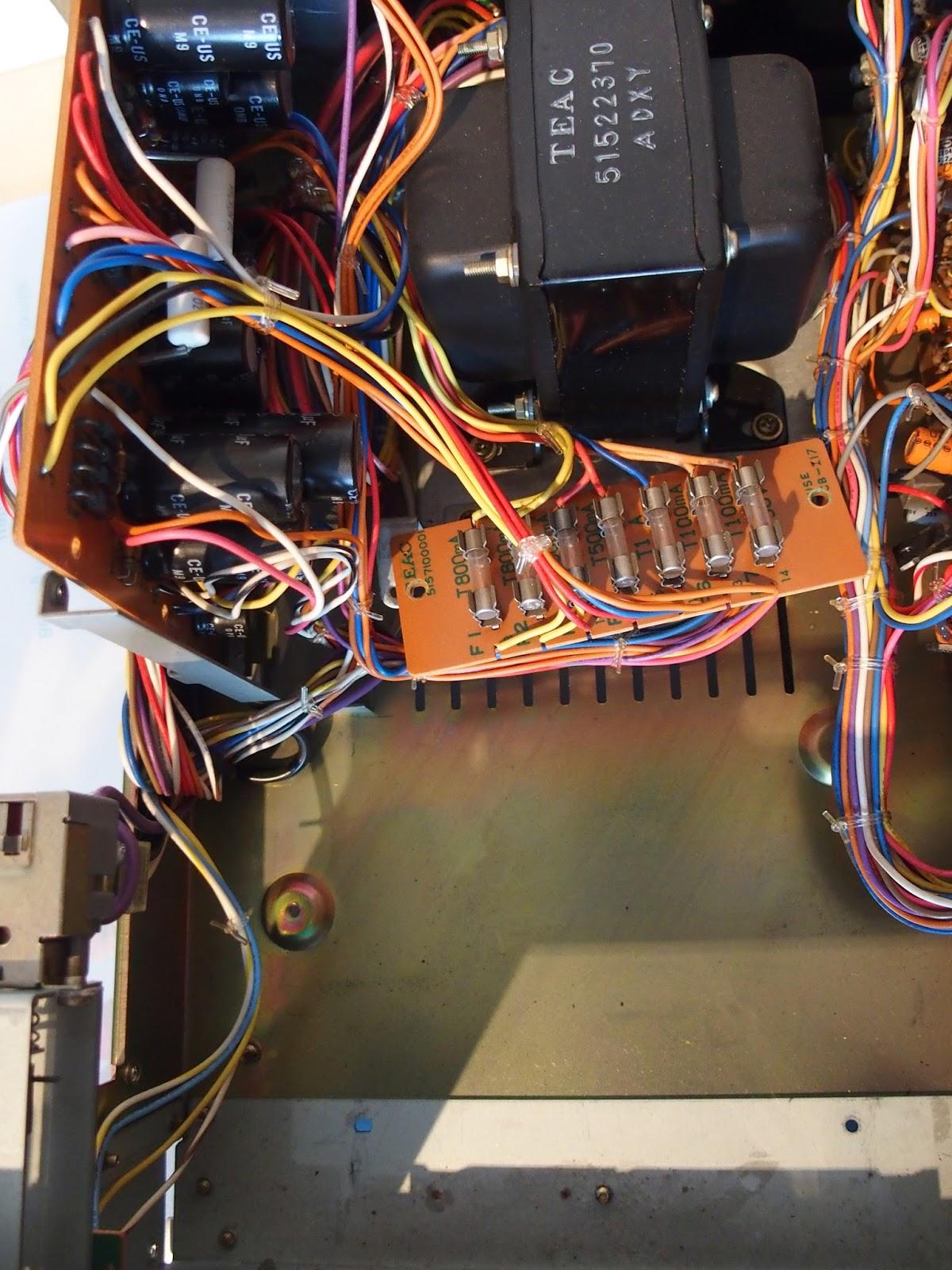 Audiochrome  Restoring A Teac A