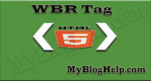 WBR-TAG-IN-HTML5