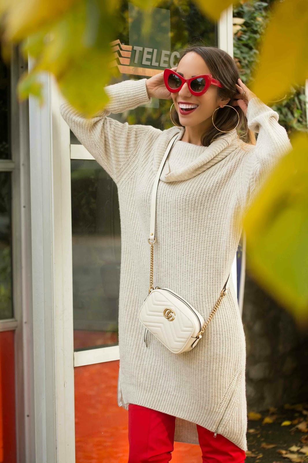 maxi abito maglia