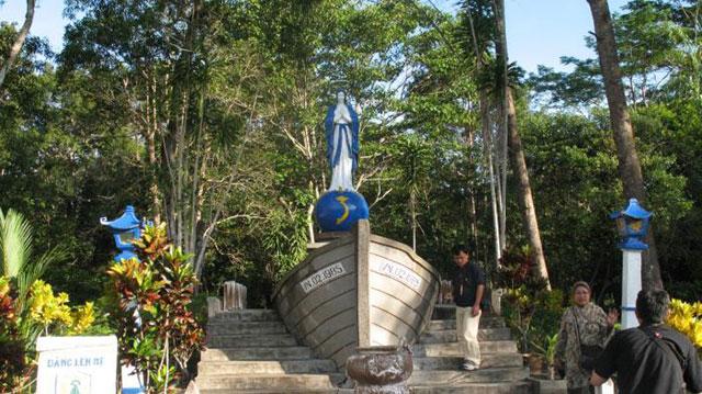 Objek Wisata Kampung Vietnam di Batam