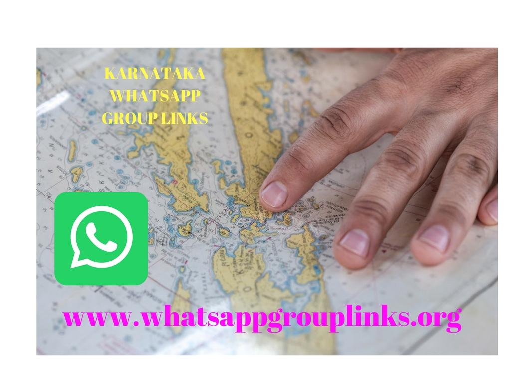 JOIN KARNATAKA WHATSAPP GROUP LINKS LIST - Whatsapp Group Links