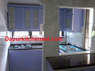 Desain Kitchen Set Untuk Rumah Minimalis