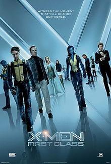 Sinopsis Film X-Men: First Class