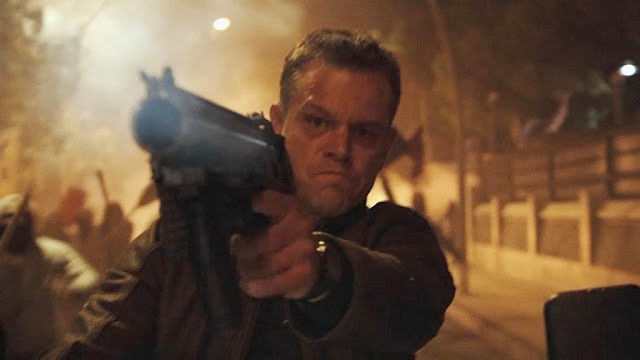 "Matt Damon returns in Paul Greengrass' ""Jason Bourne"""