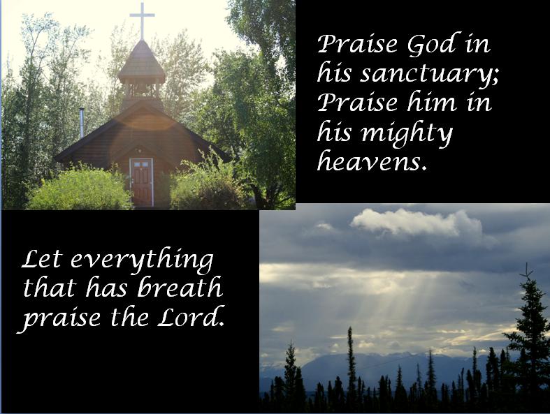 Heart & Mind: Praise God!