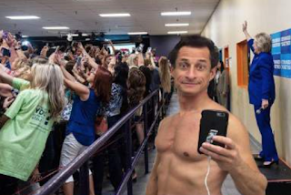 Hillary Clinton-Anthony Weiner Twitter Meme Jokes You Need To See