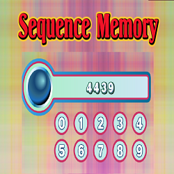Memory Game: Sequence Memory