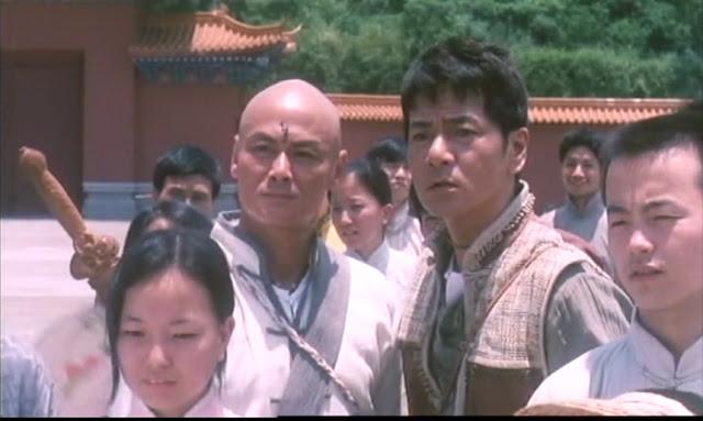 Shaolin vs. Evil Dead (2004) DVDRip Telugu Dubbed Movie2