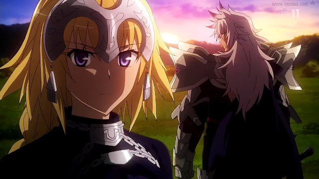 Fate/Apocrypha Episode 3 Subtitle Indonesia