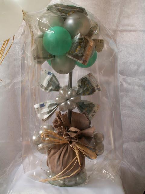 The Very Best Balloon Blog: Money Money Money... Gift Ideas!