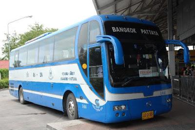 автобус в Патайю