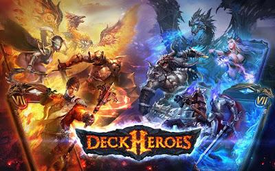Cara mudah dan gratis mendapatkan 750 gems game deck heroes