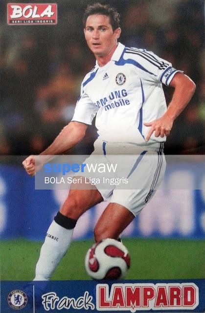 Frank Lampard (Chelsea 2008)