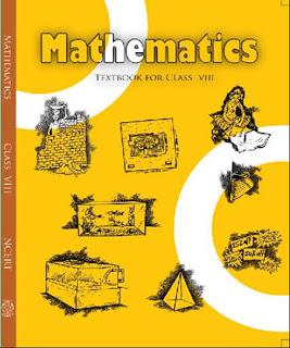 Class 8 Maths Book