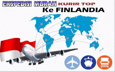JASA EKSPEDISI MURAH KURIR TOP KE FINLANDIA