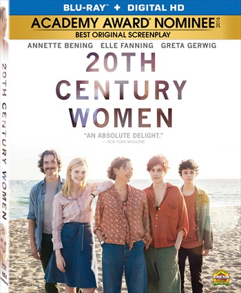 20th Century Women 2016 English 480p BRRip 300MB ESubs