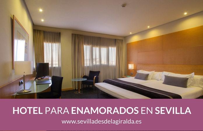 Habitación del hotel Silken Al-Andalus Sevilla