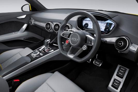 2019 Audi Q4 Inside