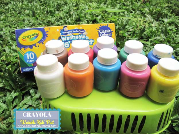 crayola washable kids paint