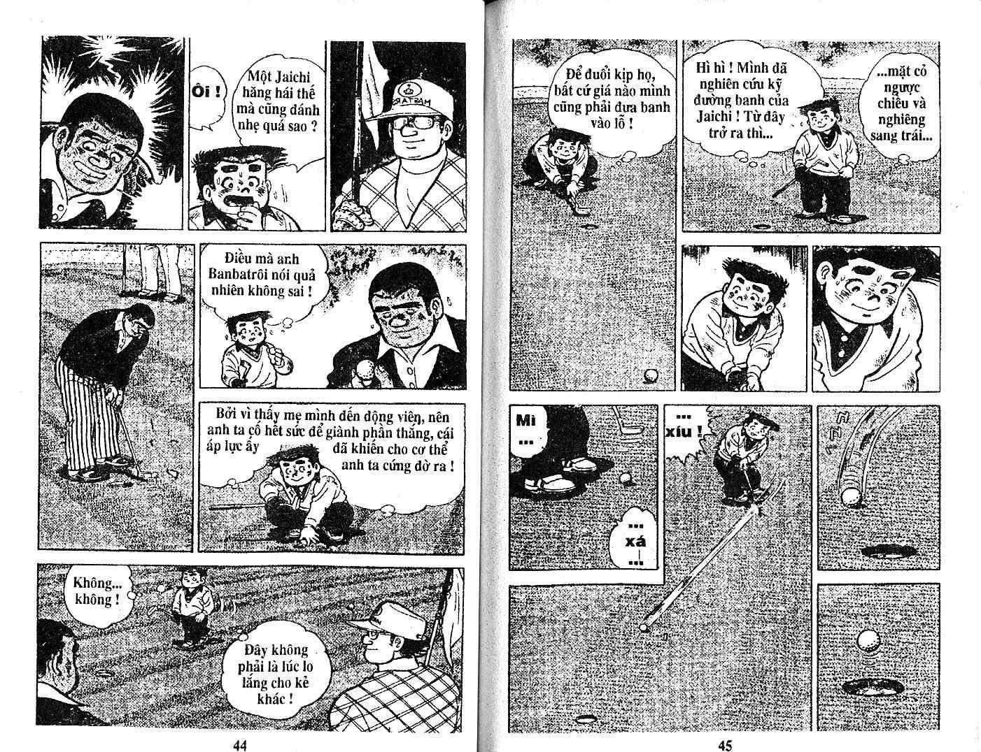 Ashita Tenki ni Naare chapter 18 trang 20