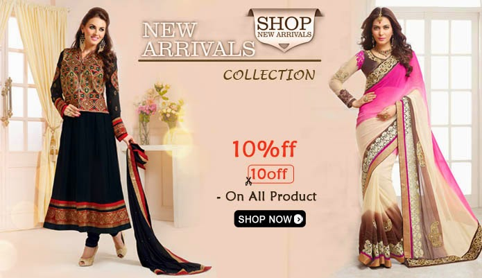 Salwar Suit and Sarees