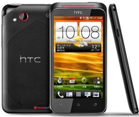 Spesifikasi Handphone HTC  Desire VC -Black