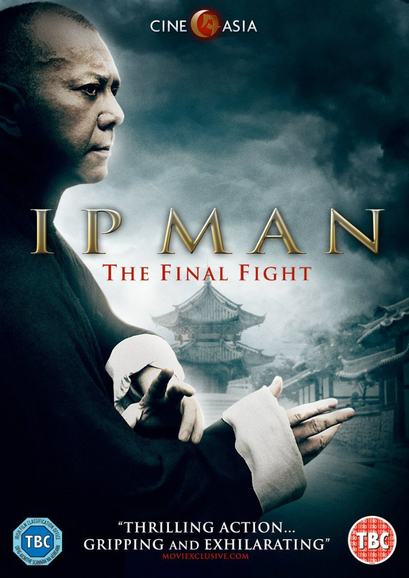 ip man the final fight uk dvd