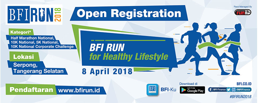 BFI Run • 2018