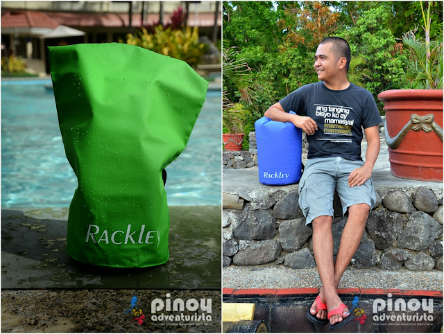 Travel Must-haves Rackley Dry Bags and Dry Sack