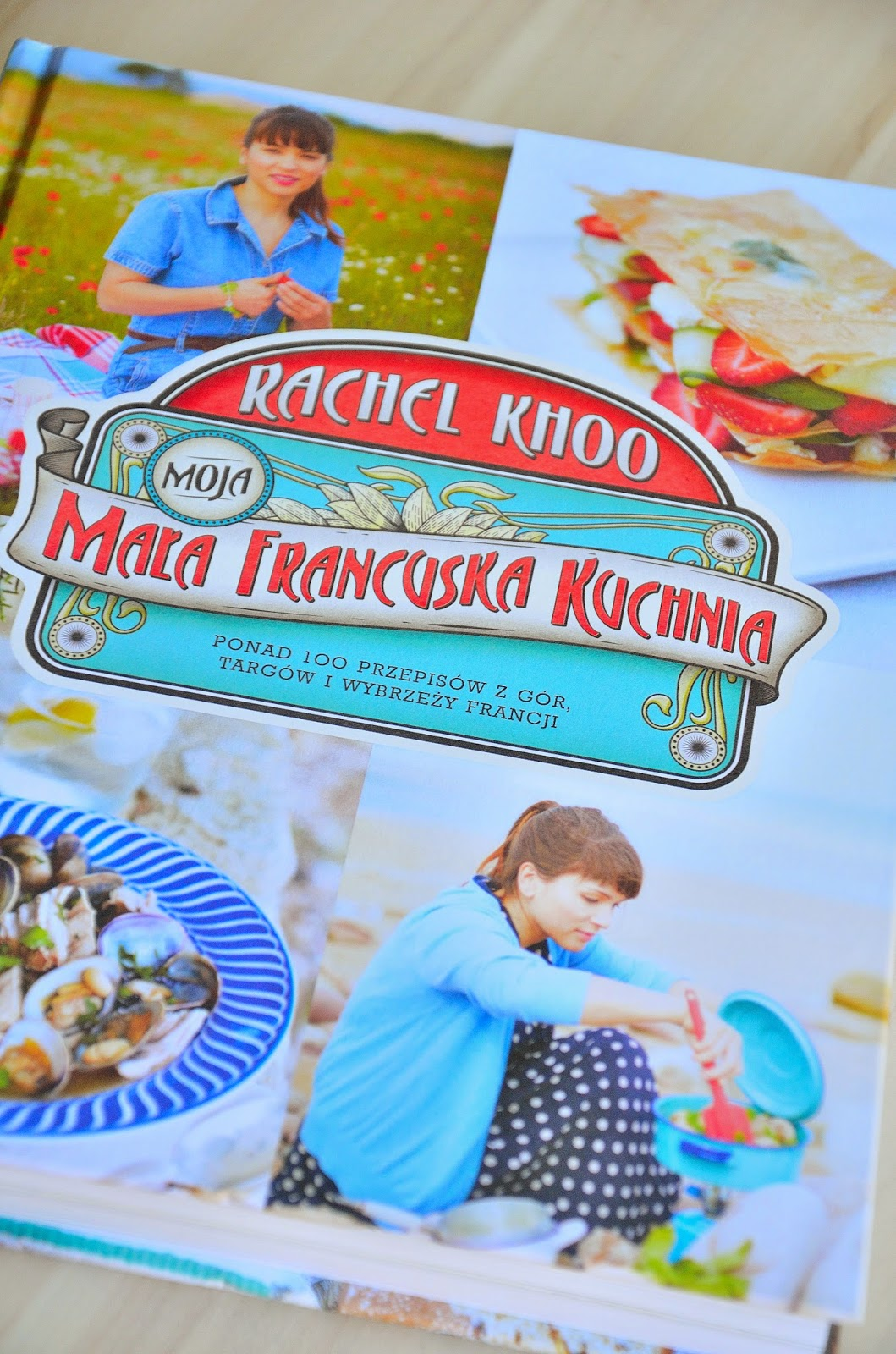 In Cooking We Trust Moja Mala Francuska Kuchnia Rachel Khoo