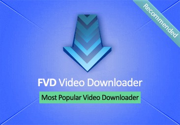 FVD Video Downloader For Chrome - addoncrop - Free Browser's Extension