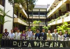 Info Pendaftaran Mahasiswa Baru ( UKDW ) Universitas Kristen Duta Wacana 2017-2018