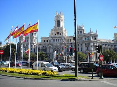 Kota Madrid, Spanyol
