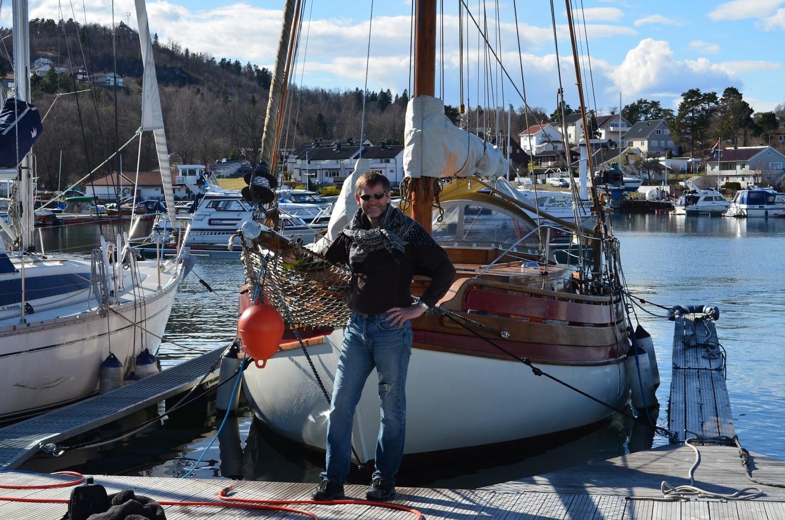 Ship Shape And Fashionable: Kysten Rundt Med Holingen Og Elvis: Ship Shape And Bristol