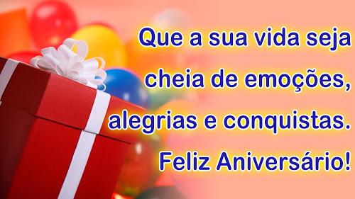 Frases Curtas De Aniversario Para Tia: Mensagem De Aniversário