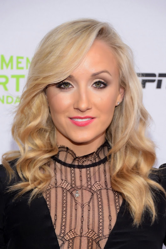 Nastia Liukin - 35th Annual Salute to Women in Sports Reception in NYC