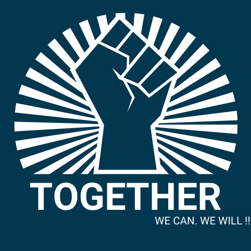 TOGETHER - We Can. We Will !!