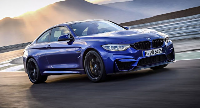 BMW, BMW 4-Series, BMW M3, BMW M4, Report